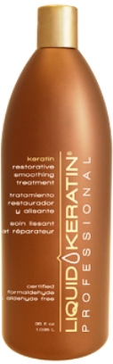 Liquid Keratin Professional Smoothing Treatment is a revolutionary safe treatment. It eliminates up to 95% of frizz while making curly hair more manageable. It instantly adds amazing shine, silkiness and condition to the hair. Vancouver, BC, Canada.